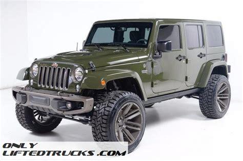 Custom Jeep Wrangler For Sale Custom Jeep Wrangler Unlimited For Sale In Nashville