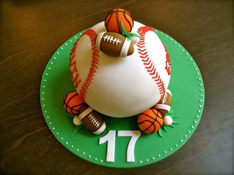 kugel kuchen sports balls cake the baker cakez