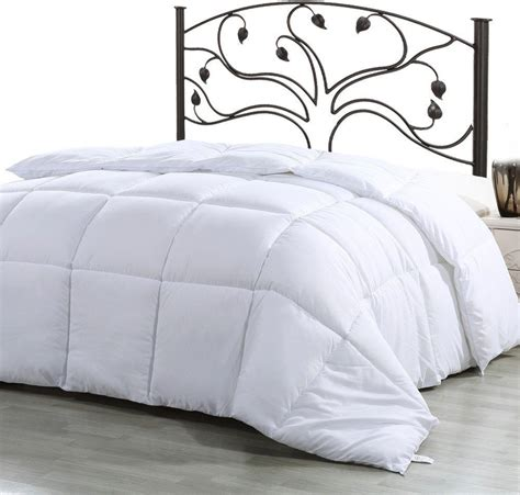 home design down alternative color full queen comforter lavish home reversible down alternative comforter home