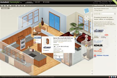 autodesk homestyler a 3d home maker techblog 24x7