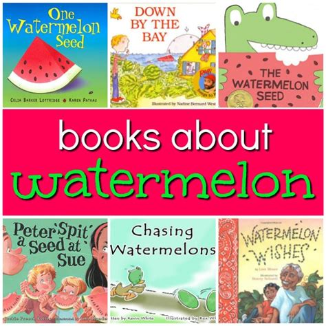 the watermelon books books about watermelon fantastic learning