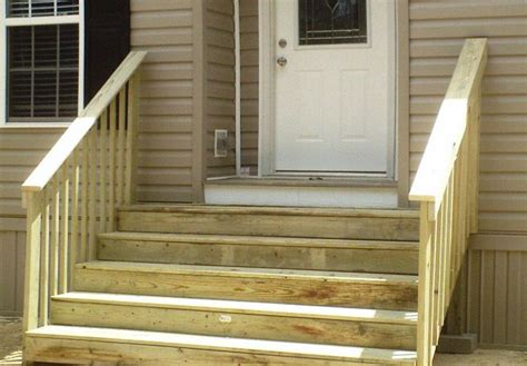 mobile home steps steps for mobile homes outdoor mobile homes ideas