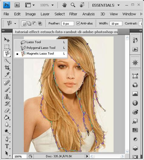 tutorial rambut layer rambut theo8113 s blogz