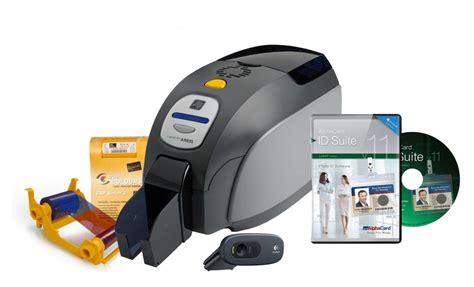 Mesin Cetak Fargo Dtc1250e Card daftar harga printer id card murah kios barcode