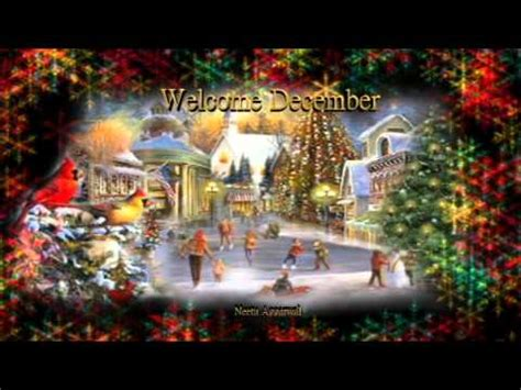 december video  beautiful animated christmas pics youtube