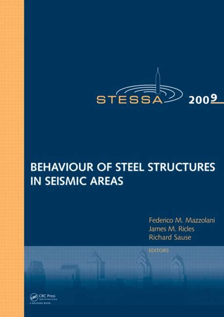 design by humans uk equivalent behaviour of steel structures in seismic areas stessa