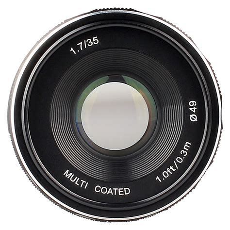 Lensa Meike 35mm F1 7 For Mirrorless Sony Fujifilm Canon Olympus Lumix 35mm f1 7 hongkong meike digital technology co ltd