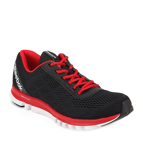 reebok running shoes india reebok sublite duo smooth black running shoes price in