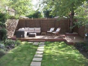 backyard raised seating area favething