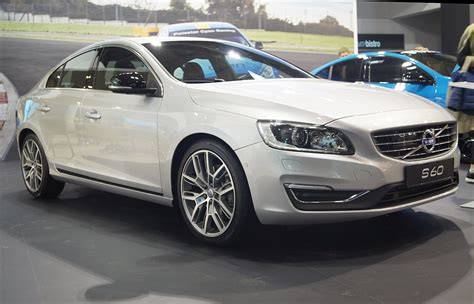 what is volvo volvo s60