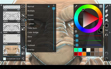 sketchbook pro smudge apk artflow paint sketchbook android apps on play