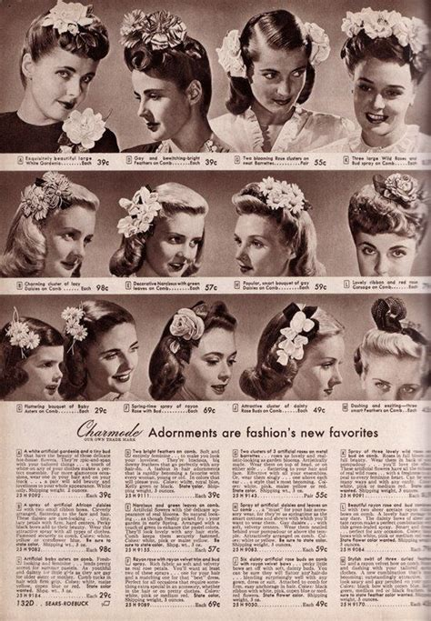 D U P Lashes 804 61 best 1940 s hair make up images on