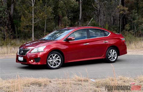 nissan sedan 2015 nissan pulsar sss sedan review performancedrive