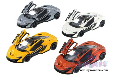 mclaren p1 top 5393d 1 36 scale kinsmart wholesale