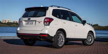 Subaru Forester Review 2016 2016 Subaru Forester Ts Review Caradvice