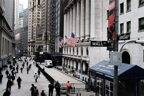 Walk On By The New York Stock Exchange by Wall S Fad Just Ate Your Rrsp The Globe