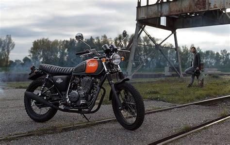 Motorrad 125 Ccm Retro by Mash Motorr 228 Der Die Classic Und Retro Motorradmarke
