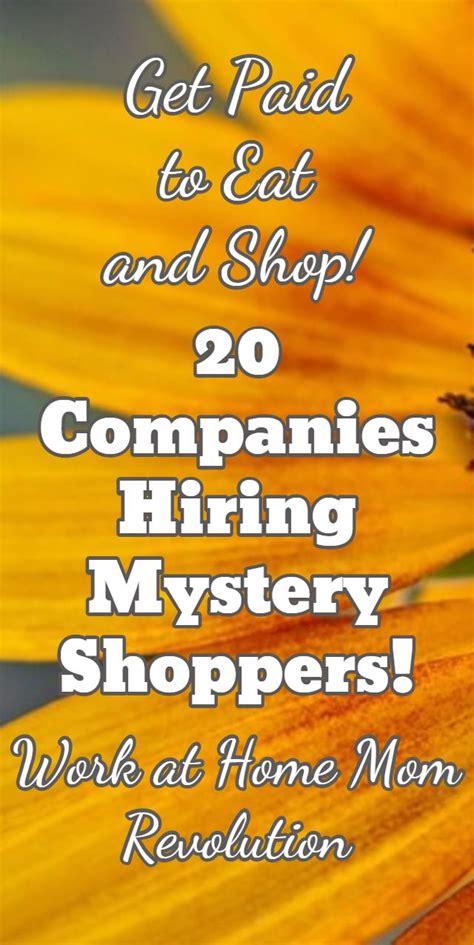 best mystery shop companies 25 best ideas about mystery shopper on