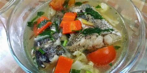Minyak Ikan Haruan resepi dalam pantang resipi sup ikan haruan set