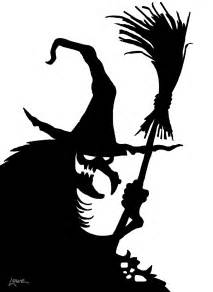 witch silhouette template dave lowe design the witchcrafty window silhouette
