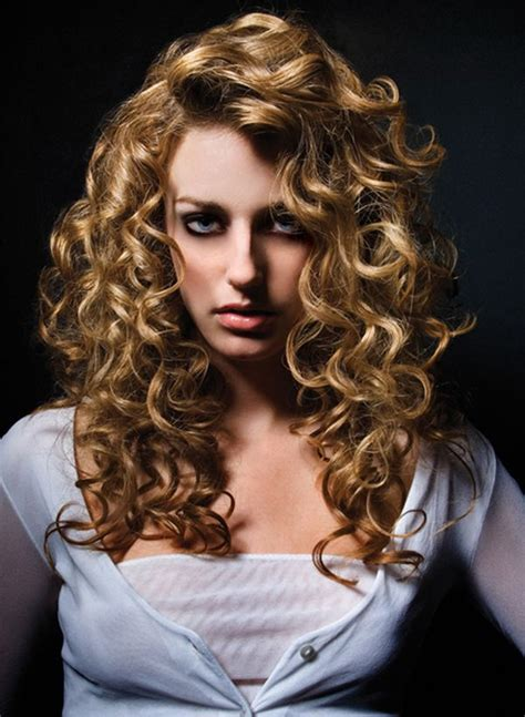 stacked hair with perm retro stacked spiral perm hairstyles and other quirky