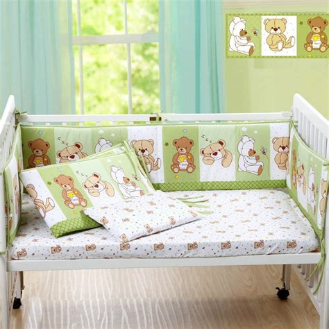 Baby Crib Protector by Kawaii Cotton Baby Bed Crib Bumper For Baby