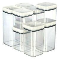 homes gardens flip tite food storage set