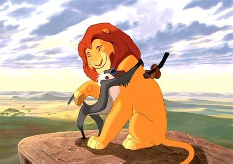 mufasa  rafiki canciones de feliz cumpleanos rey leon