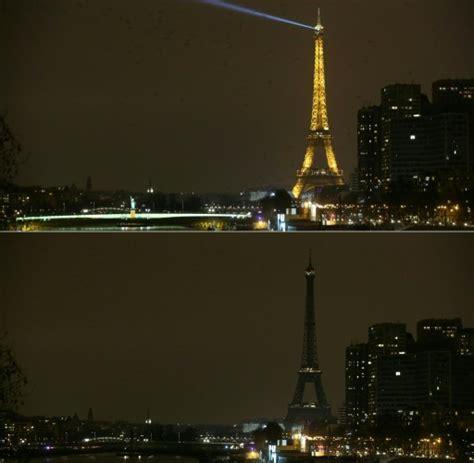 eiffelturm beleuchtung klima weltweit gehen zur quot earth hour quot f 252 r den klimaschutz