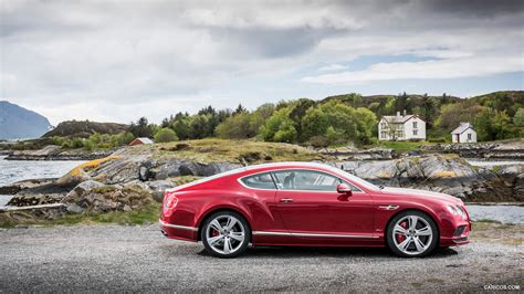 bentley red 2016 2016 bentley continental gt speed coupe candy red
