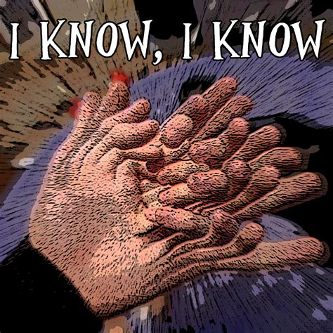 i know quot i know i know quot published on juked com eric p metze