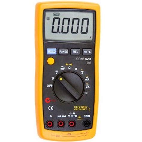 Multimeter Digital Constant jual constant 90f digital multimeter untuk otomotif