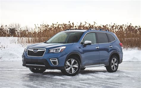 The 2019 Subaru Forester by 2019 Subaru Forester Diluting The Soul The Car Guide