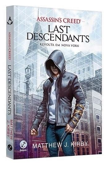 libro last descendants an assassins kit assassin creed last descendants livro filme guia r 253 90 em mercado livre