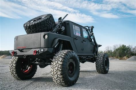 rattletrap jeep interior the most insane jeep wrangler money can buy the project