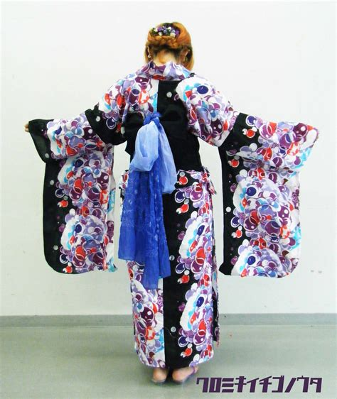 pattern yukata yukata summer kimono sewing projects burdastyle com