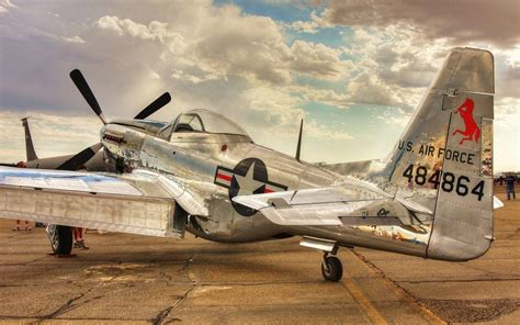 classic aircraft wallpaper p51 mustang wallpapers wallpaper cave