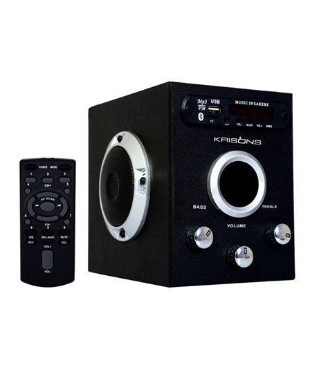 Home Theatre Bluetooth krisons wireless home theatre with bluetooth speaker and