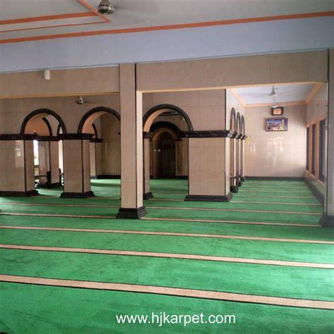 Karpet Masjid 21 Al pemasangan karpet masjid al abraar hjkarpet