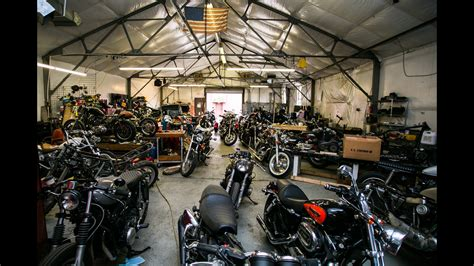 Motorcycle Garage by Contact Sheet Baltimore S Diy Motorcycle Garage In Photos