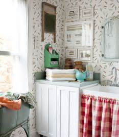 Vintage Laundry Room Decor How To Create A Vintage D 233 Cor