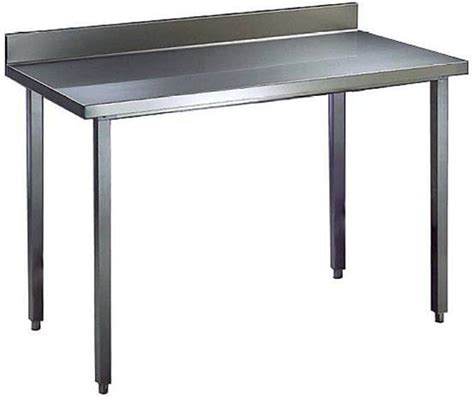 stainless steel cooking table from shanghai qinzhan