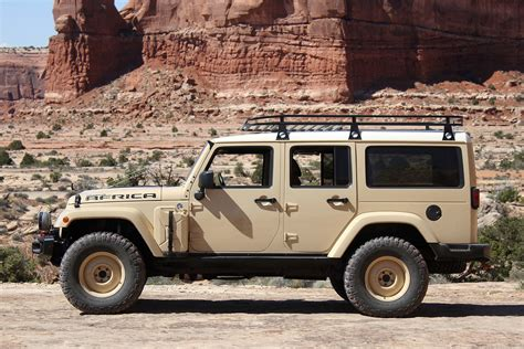 jeep africa concept 169 automotiveblogz jeep wrangler africa moab easter jeep