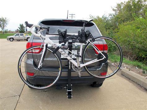 Bike Rack Hitch Reviews by Swagman Trailhead 4 Bike Rack For 2 Quot Hitches Non Folding