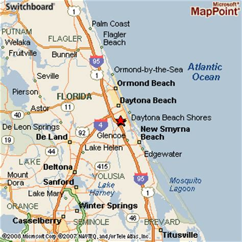map port orange florida port orange florida