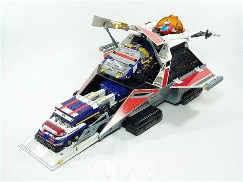 Dx Gear Dump Robo topic mecha sentai 1979 1988