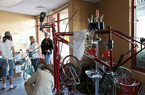 Slo Bike Kitchen by How To Start A Bike Kitchen Shareable