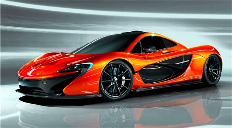 ultimate hyper hybrid the mclaren p1 2013 cars autos