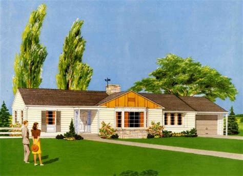 50s house 17 ideas to add curb appeal to your 40s 50s or 60s house