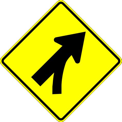 supplemental w4 w4 5 entering roadway merge sign time signs manufacturing